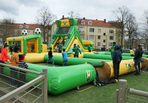 ADO Den Haag - voetbal boarding2