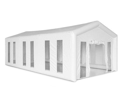 Airtight COVID tent