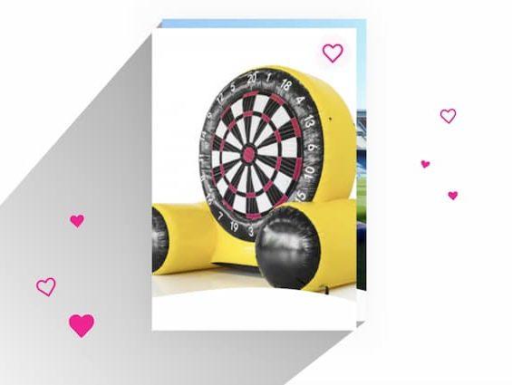 JB Promotions van JB Inflatables; De maatwerk specialist voor opblaasbare reclame artikelen en promotiematerialen op maat gemaakt